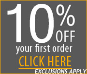 First Order Discount Code