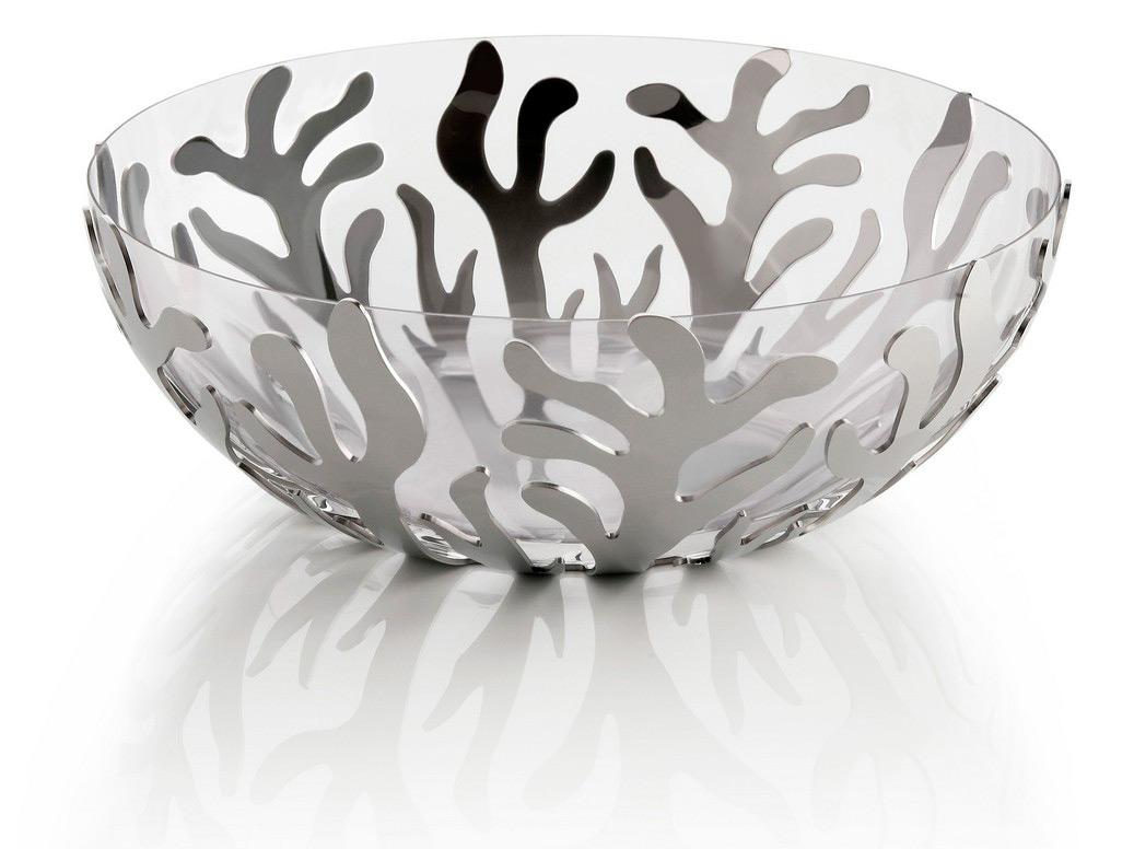 Alessi mediterraneo fruit bowl set 21cm - Alessi fruit bowl ...