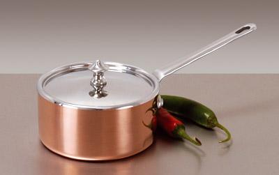 Scanpan Maitre D Copper Pans