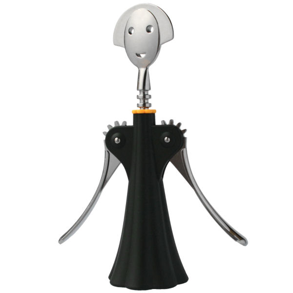Alessi corkscrew anna g by alessandro mendini black for Alessi outlet
