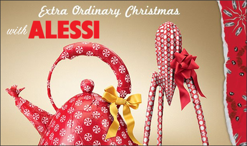Alessi Christmas Shop