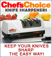 Chefs Choice Electric Knife Sharpeners