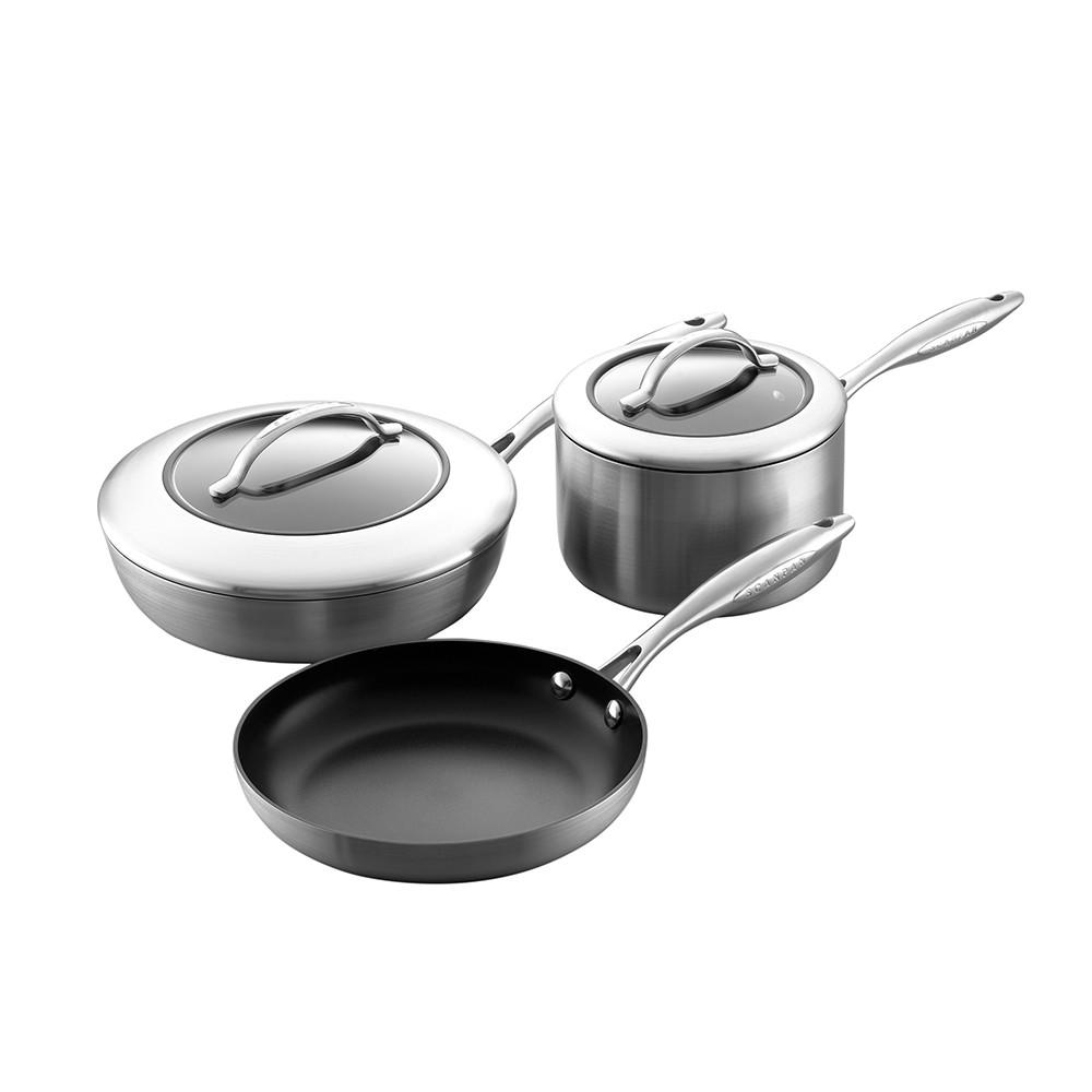 Scanpan Ctx 5 Piece Pan Set