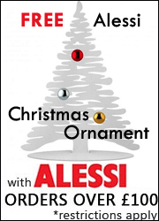 Alessi Christmas Ornament