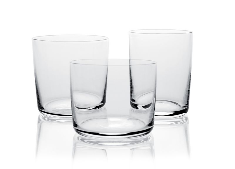 Alessi Glass Family Set Of 4 Water Glasses By Jasper