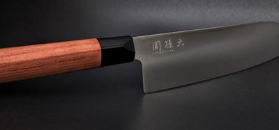 Kai Seki Magoroku Redwood Knives