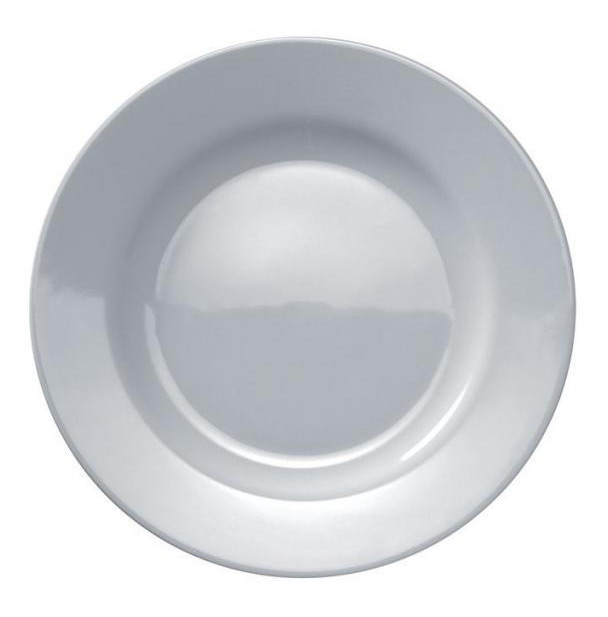 Alessi Platebowlcup Set Of 4 Dinner Plates By Jasper