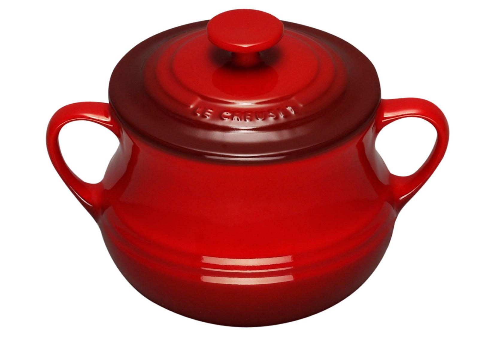 Le Creuset Small Soup Bowls Set Of 2 Cerise