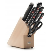 Wusthof Classic Knife Set<br> 7 piece knife set - Model - 9835