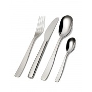 Alessi KnifeForkSpoon Cutlery - 24 Piece Monobloc Set