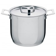 Alessi Stockpot 20cm with Lid by Jasper Morrison