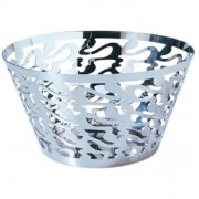 Alessi Ethno Fruit Bowl by Stefano Giovannoni - 23cm