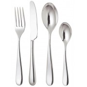 Alessi Nuovo Milano Cutlery - 24 Piece Monobloc Set for 6 Persons