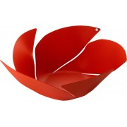 Alessi Twist Again Fruit Bowl 29cm Red OD02/29 RT