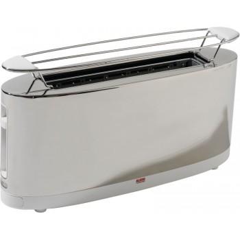 Alessi Toaster With Bun Warmer