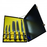 Tojiro Senkou Knife Set - 5 piece