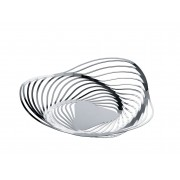 Alessi Trinity Bowl 33cm by Adam Cornish in Stainless Steel